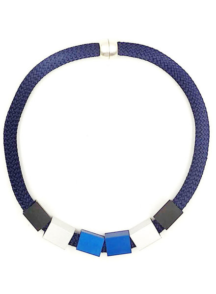 Christina Brampti ChrisB 2085 Nylon Necklace