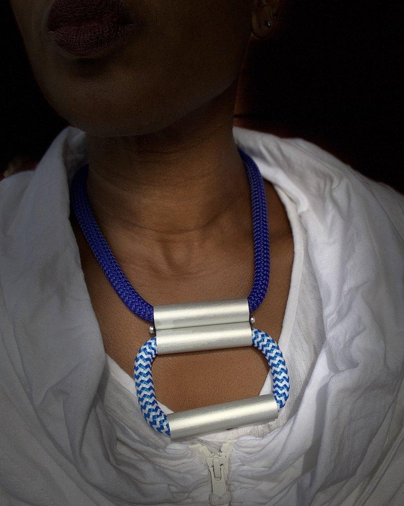 Christina Brampti Christina Brampti Ripcord Necklace