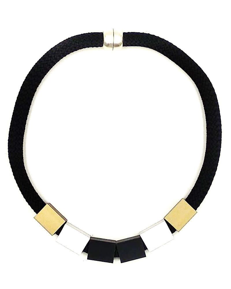 Christina Brampti Christina Brampti 2085 Nylon Necklace