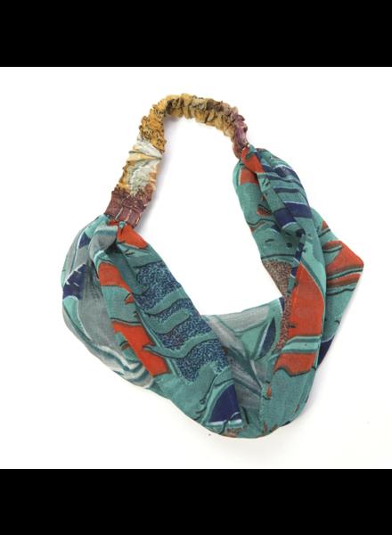 Matr Boomie MatrB Cabana Sari Headband