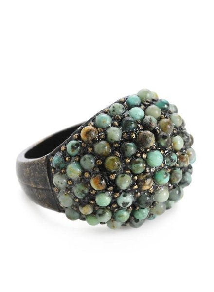 Rebel Designs Stone Cluster R64 Ring
