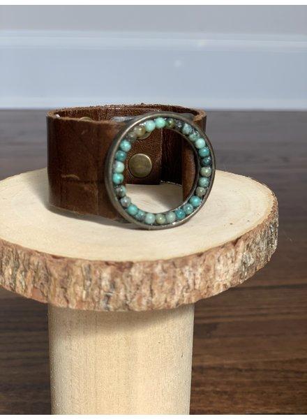 Rebel Designs Stone Circle 5249 Cuff