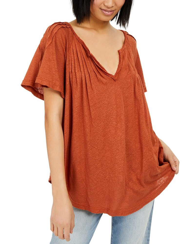 Free People Free People Lovely Day Tee