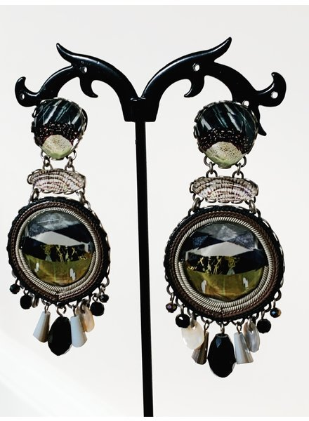 Ayala Bar Midnight 829 Earrings
