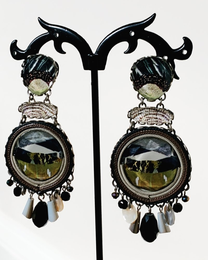 Ayala Bar Ayala Bar Midnight 829 Earrings