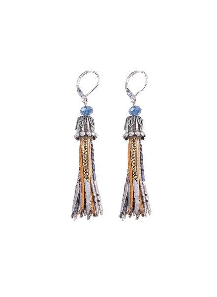 Ayala Bar Sapphire Waves Earrings 325