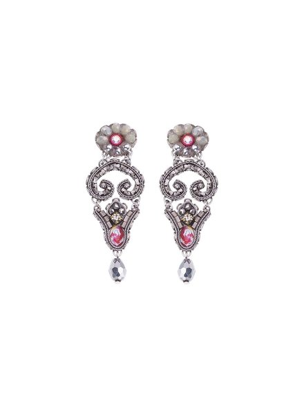Ayala Bar Silver Odyssey Earrings 280