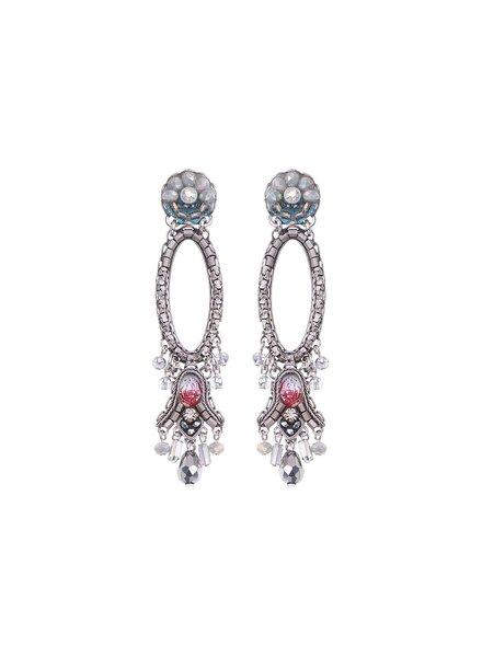 Ayala Bar Silver Odyssey Earrings 278