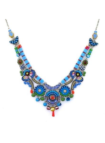 Ayala Bar Cornflower Necklace 357