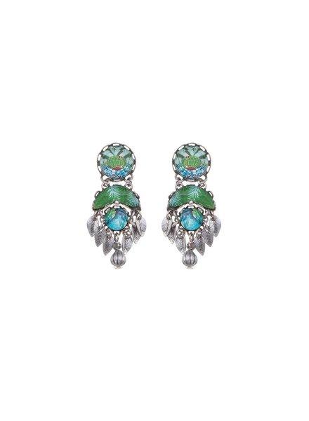 Ayala Bar Sweet Leaf Earrings 373