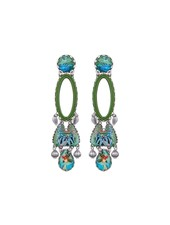 Ayala Bar Sweet Leaf Earrings 368