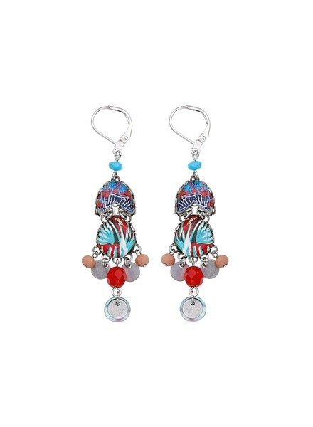Ayala Bar Afro Desia R1085 Earrings