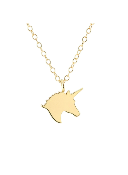 Kris Nations Unicorn Necklace