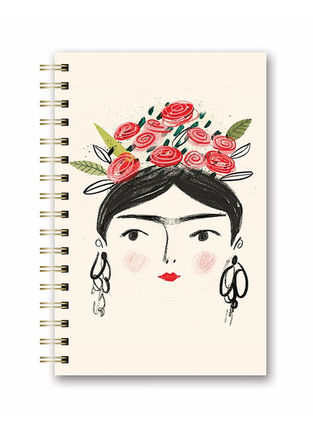 Studio Oh! Spiral Frida Notebook