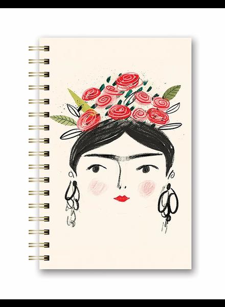 Studio Oh! Spiral Frida Notebook