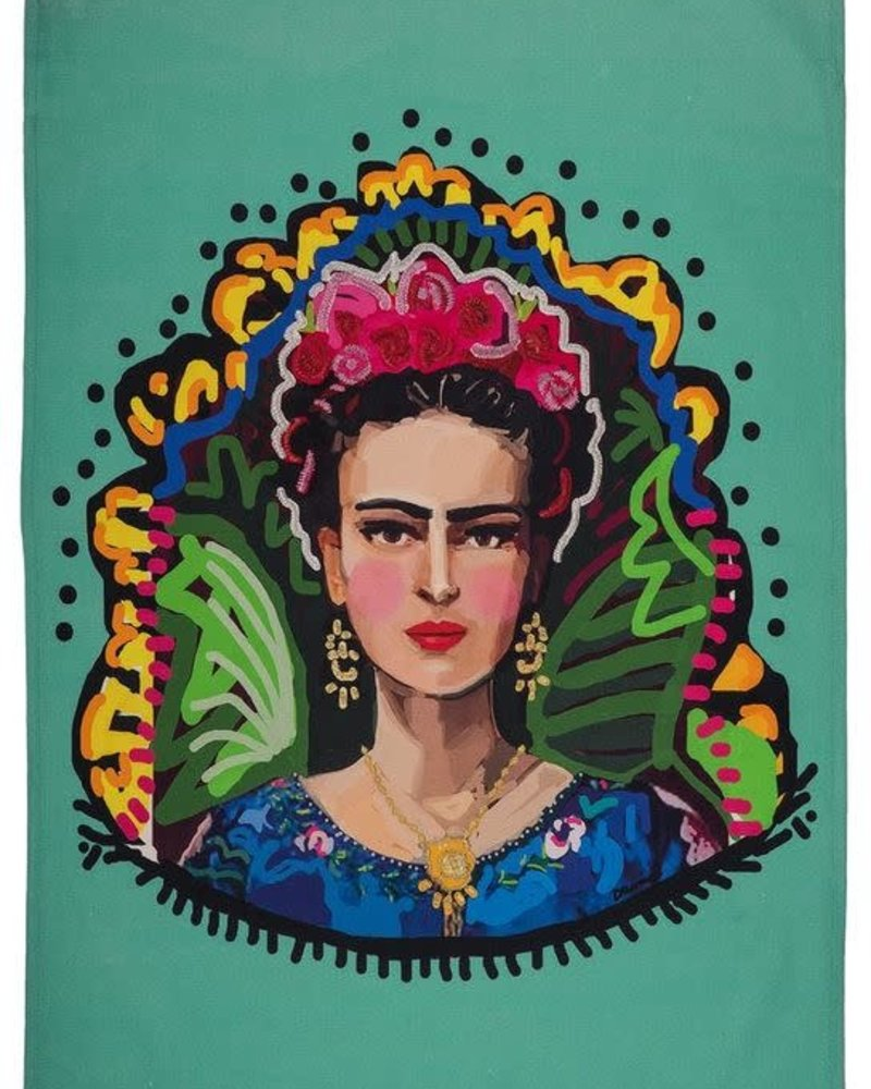 Karma Living Frida Tea Towel