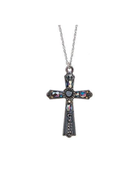 Ayala Bar Cross Necklace 0135274J
