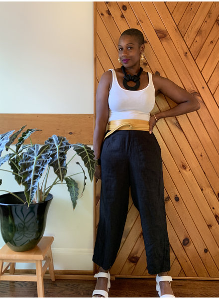Flax Multi-Faceted Pant
