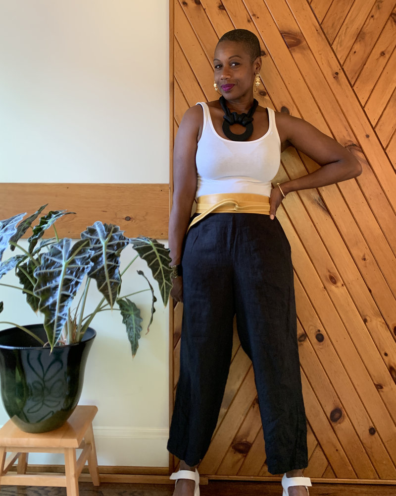 Flax Flax Multi-Faceted Pant