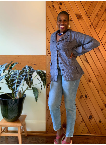 Flax The Safari Jacket