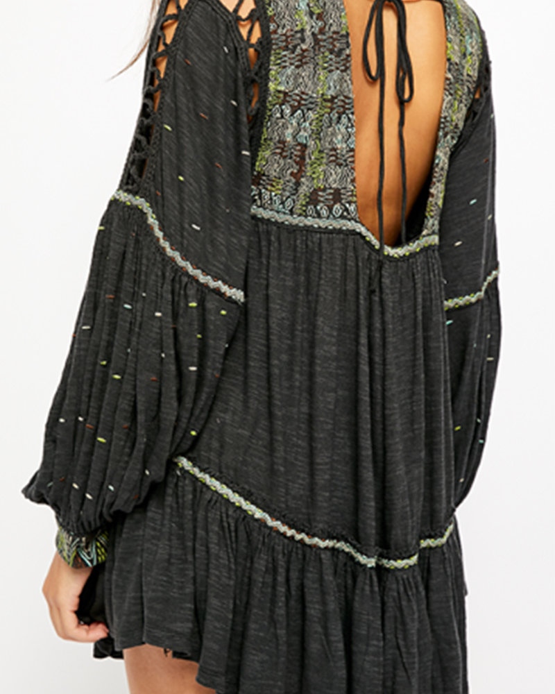 Free People Free People Much Love Tunic