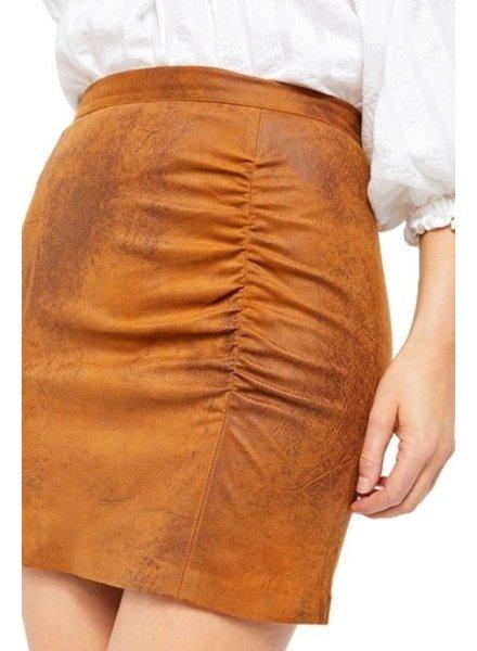 Free People Rumi Mini Skirt