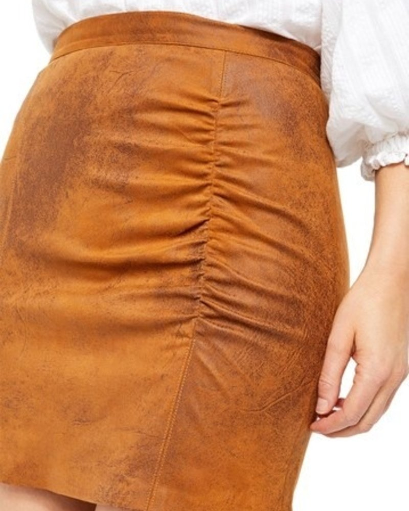 Free People Free People Rumi Mini Skirt