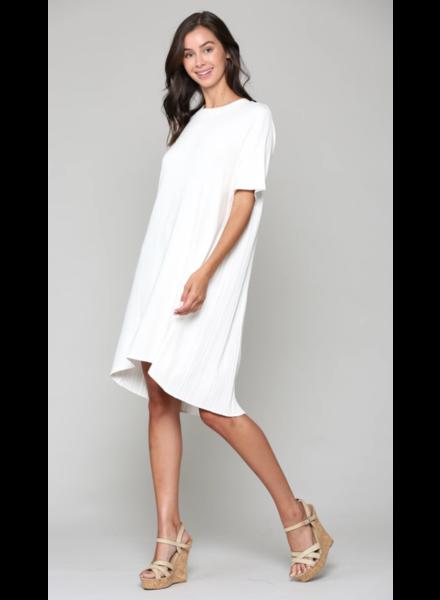 Joh Fernanda Pleat Back Dress