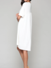 Joh Fernanda Pleat Back Dress