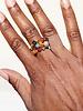 Anna Balkan Jewelry Anna Balkan Multigem Ring