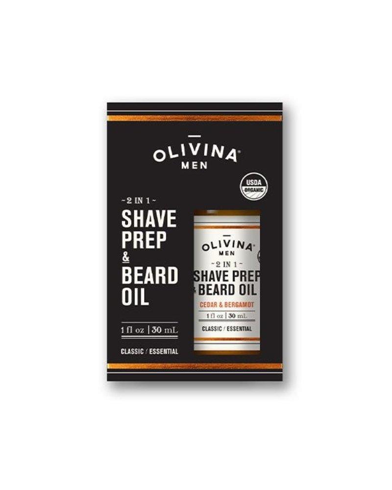 Olivina Olivina Beard Oil and Prep