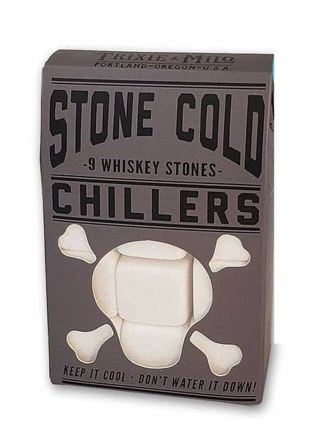 Trixie & Milo Whiskey Stones