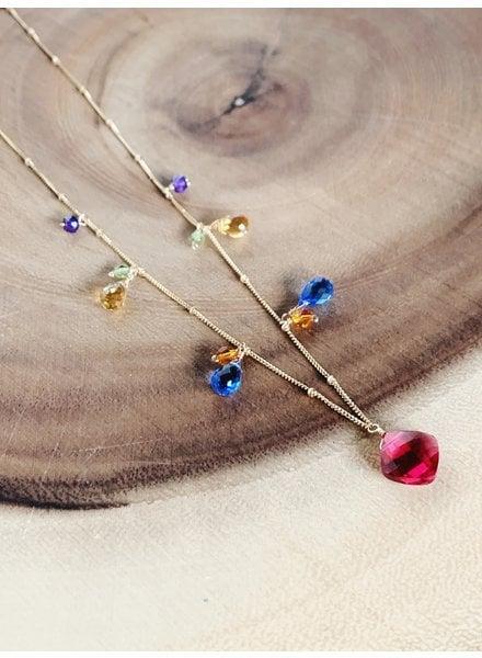 Anna Balkan Jewelry Zina Necklace