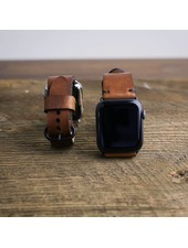 Choice Cuts Leather Apple Watch Band