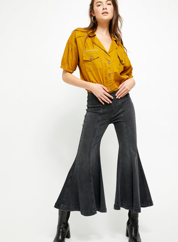 Free People Cha Cha Flare Jeans