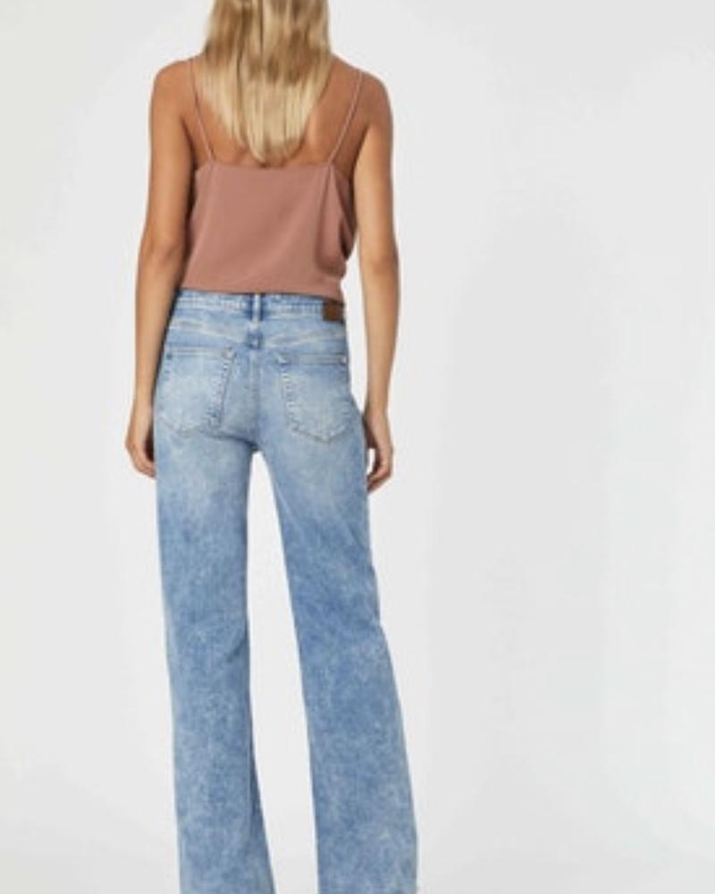 Mavi Jeans Mavi Victoria Wide Leg Jeans