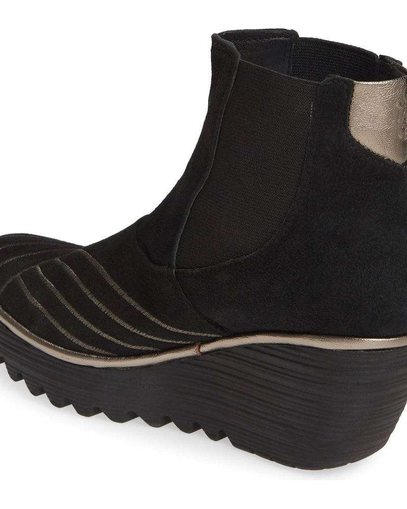 Fly London Fly Yave Wedge Bootie
