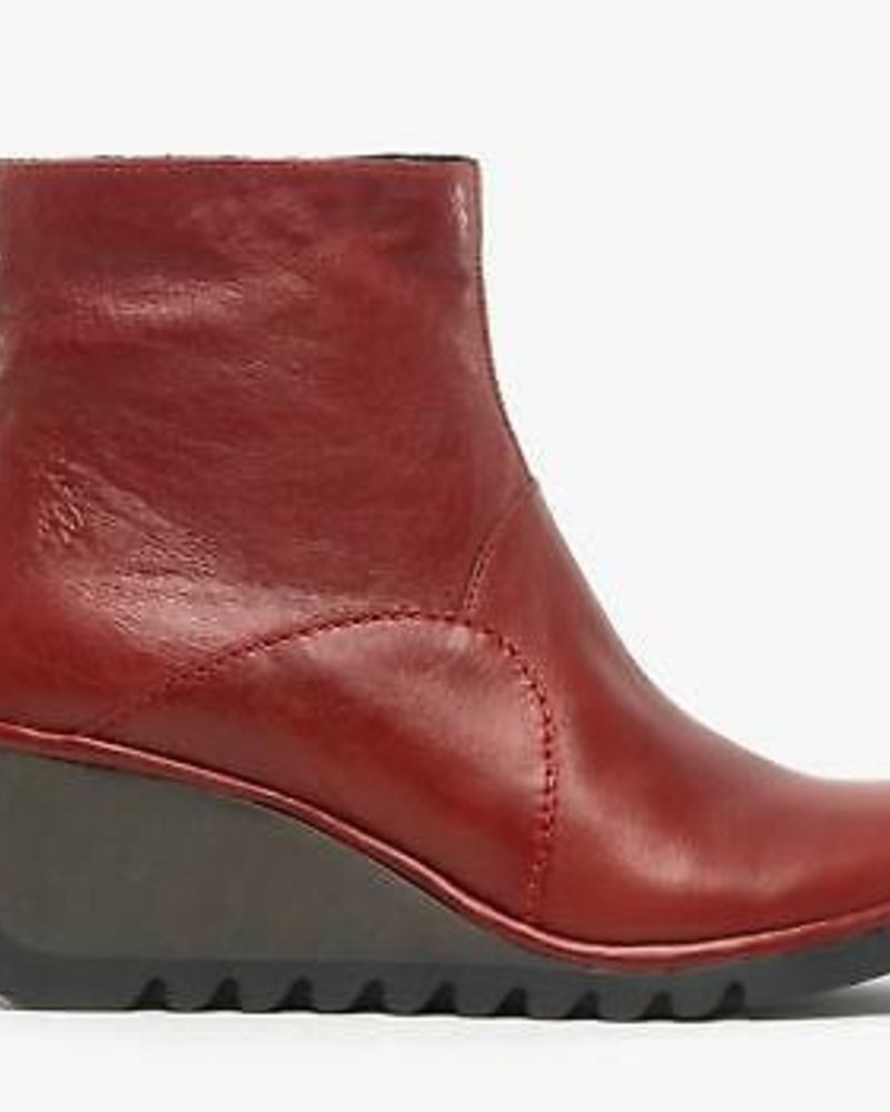 Fly London Fly Nest Wedge Bootie