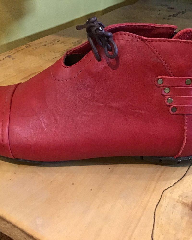 Sergio Tomani Sergio Tomani Soloe Zip Shoe