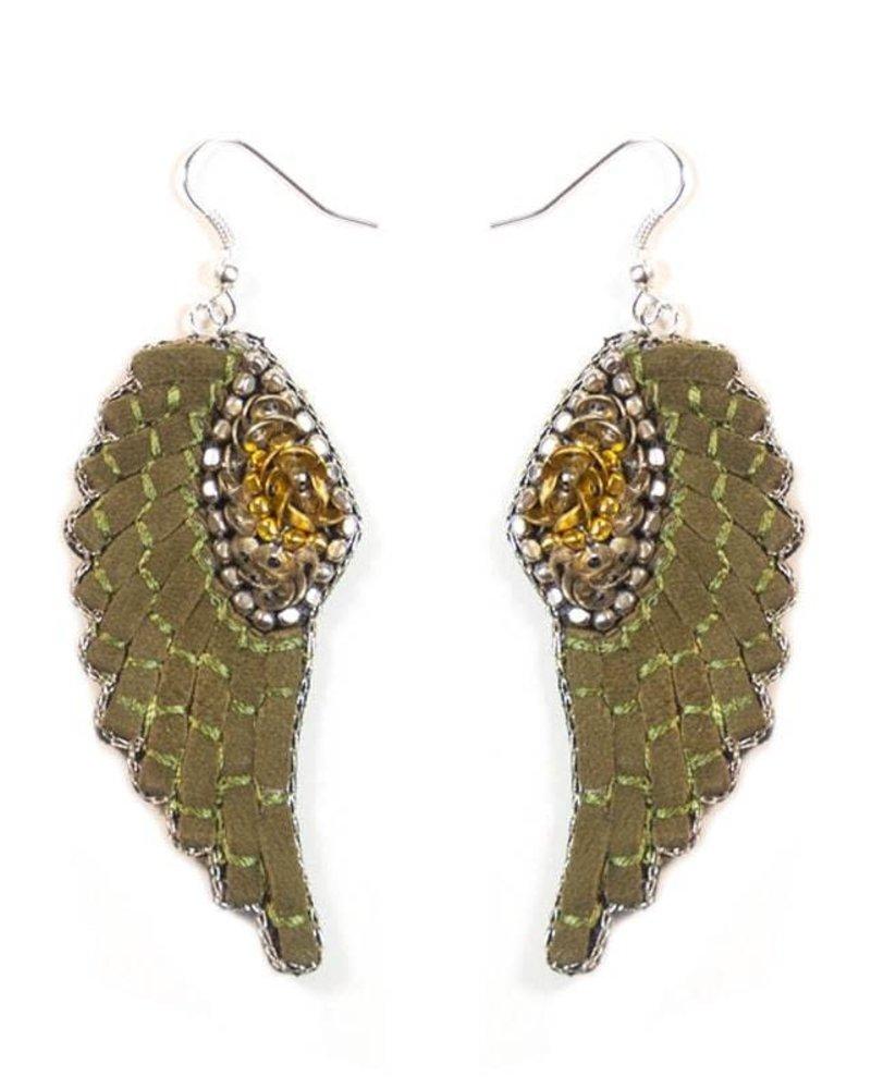 Nahua Anita Earrings