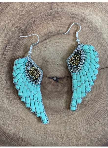 Nahua Anita Earrings