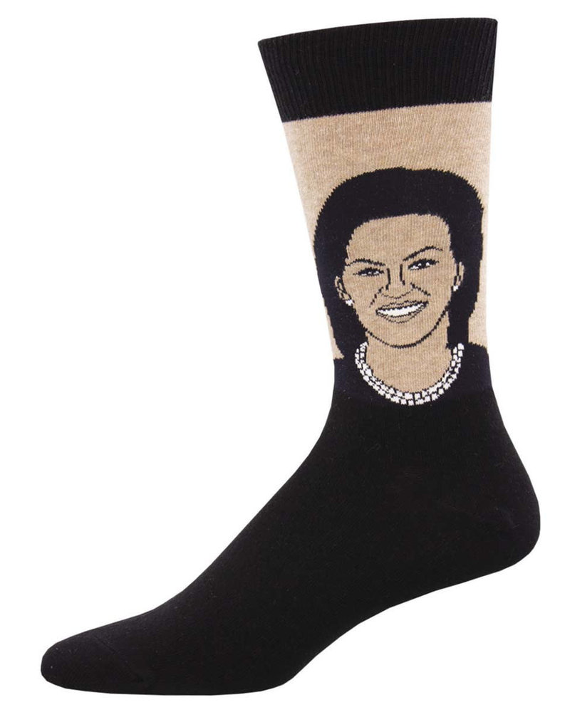 Sock Smith Sock Smith Michelle Obama Socks