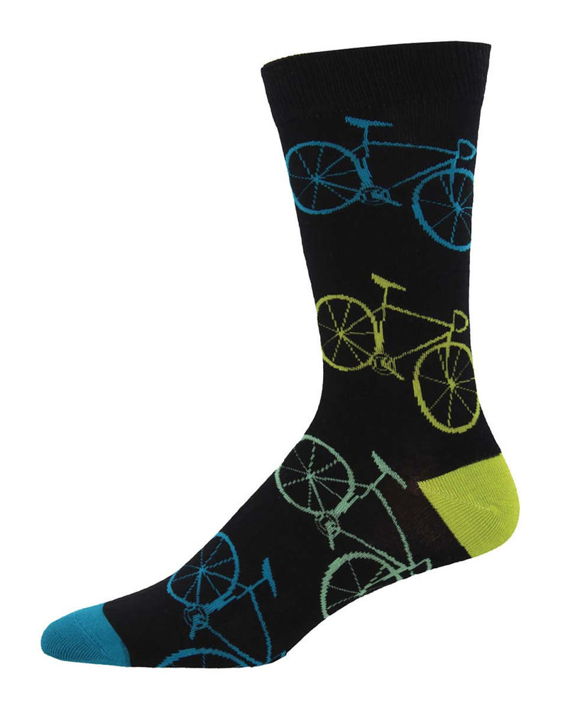 Sock Smith SS Fixie Mens Bamboo Socks