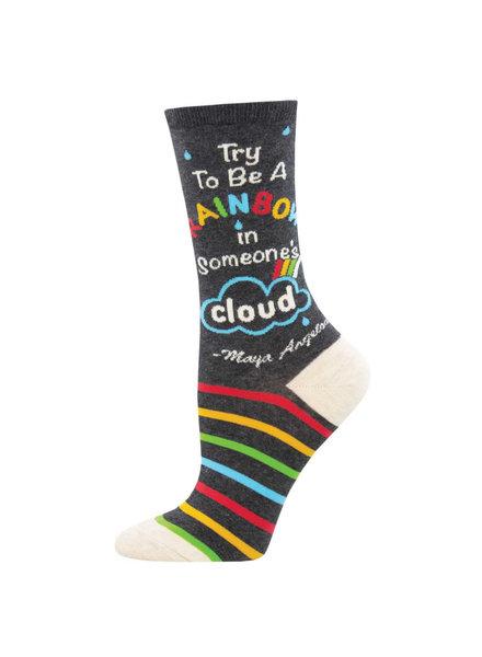 Sock Smith Be a Rainbow Women's Socks