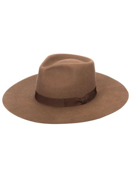 San Diego Hat Co Felt Wool Stiff Brim Fedora