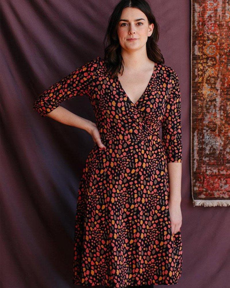 Mata Traders Mata Traders Long Sleeve Callie Dress