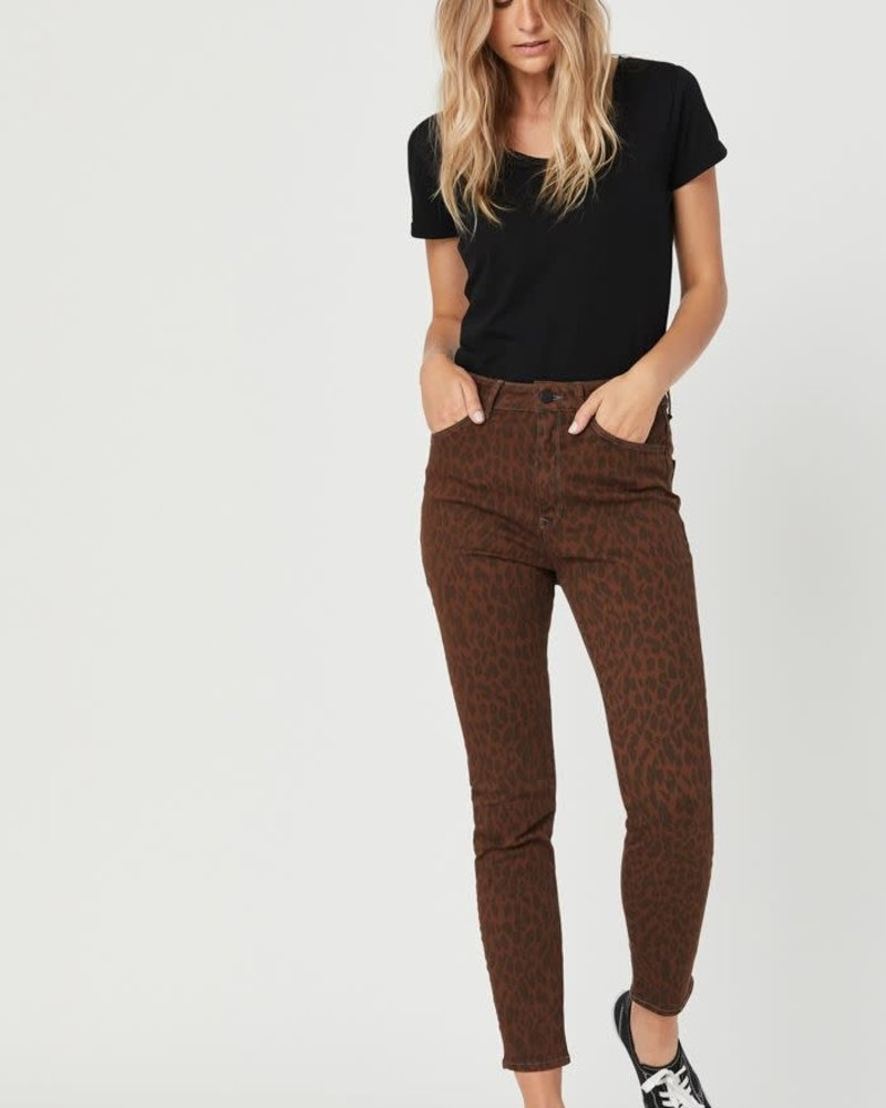 Mavi Jeans Mavi Alissa Leopard Jeans
