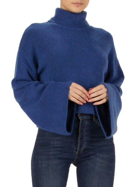 Elan Bell Sleeve Sweater
