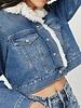 Mavi Jeans Melody Sherpa Jacket