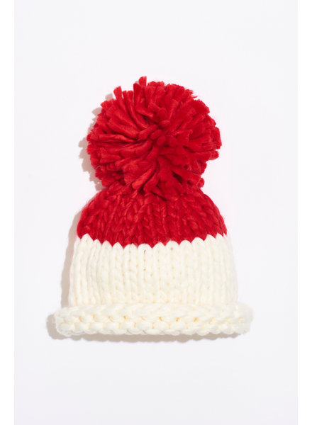 Free People Cozy Up Pom Beanie